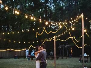 Guirlande Lumineuse Mariage : mariage on ne n glige pas la lumi re elle d coration ~ Melissatoandfro.com Idées de Décoration