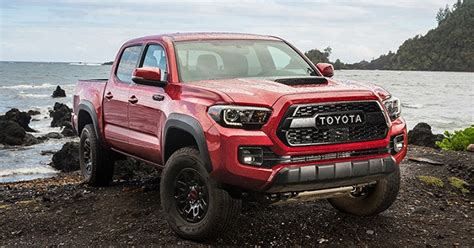 2019 Toyota Tacoma Trd Pro Available In Mid2018 2018