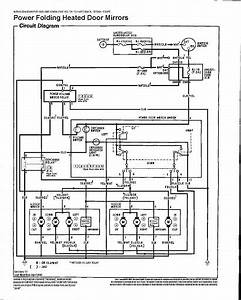 96 Civic Power Window Wiring Diagram