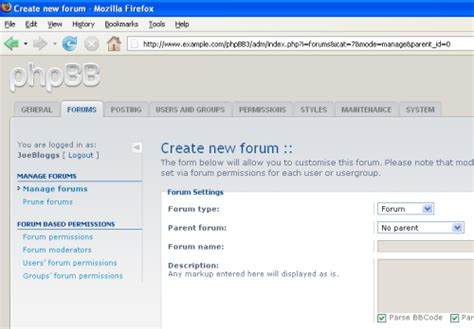 Phpbb • 3.0 User Guide