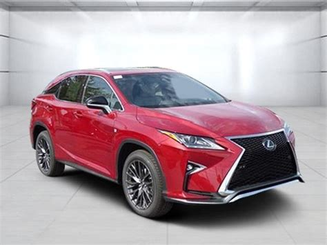 lexus rx red 2017 lexus rx 21 used red metallic lexus rx cars mitula cars