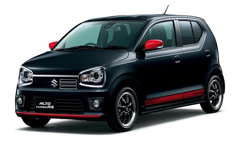 Suzuki Alto Works Hatchback Is Not Available In The USA!