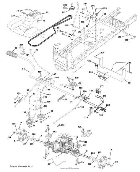 husqvarna lgt     parts diagram