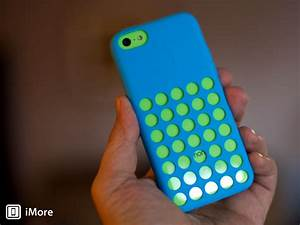 iPhone 5c Apple case review | iMore