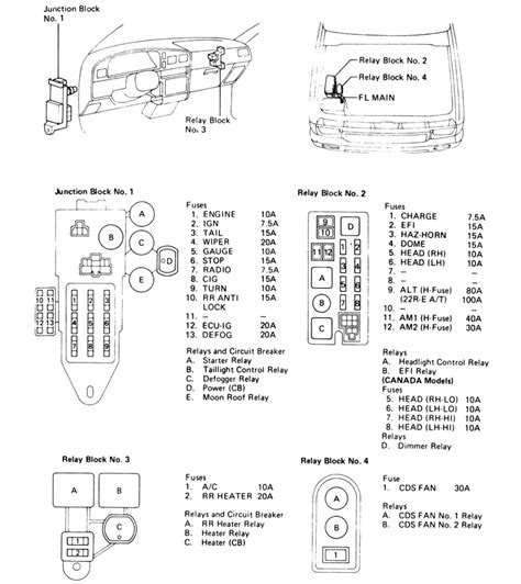 mnl 5568 89 toyota 4runner wiring diagram 2019 ebook library