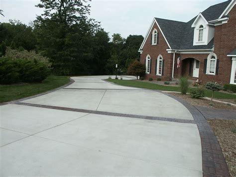driveway layout design concrete driveway design ideas home design