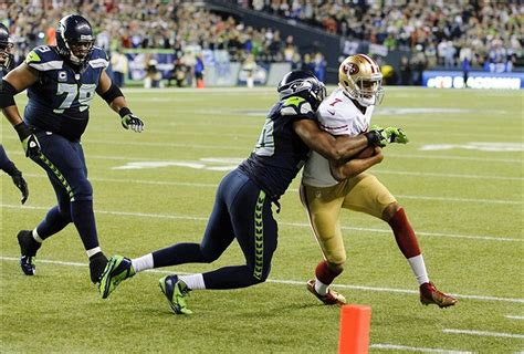 san francisco ers  dangerous   seattle seahawks
