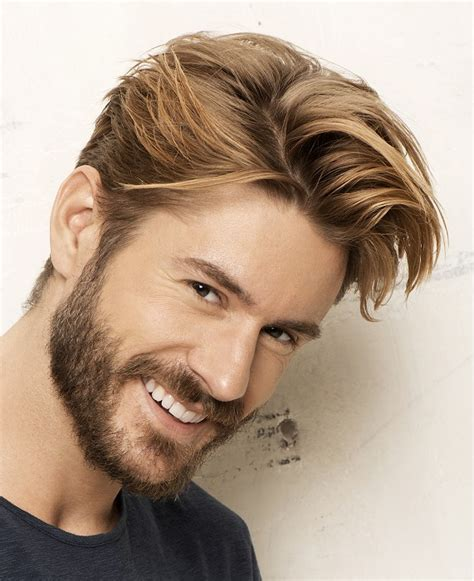 A Medium Blonde hairstyle From the Lets Dance Collection