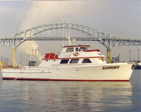 El Dorado Fishing Boat by Eldorado Sportfishing
