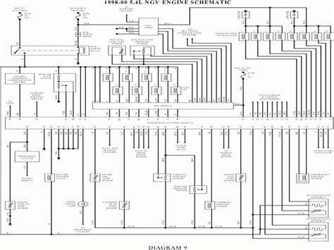 Fuel Wiring Diagram For F150 by 1998 Ford F150 Fuel Wiring Diagram Wiring Forums