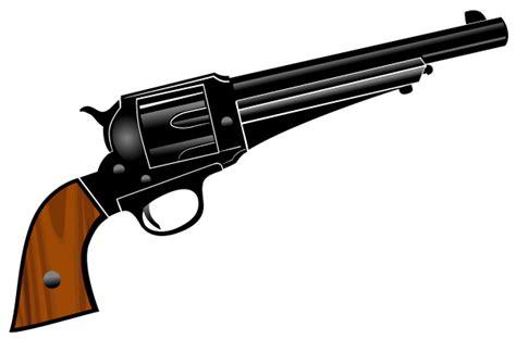Pistol Images Gun Pistol Vector Clipart Clipart Suggest