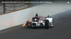 Accident Bourdais Indianapolis : powa ny wypadek podczas kwalifikacji indy 500 video namasce ~ Maxctalentgroup.com Avis de Voitures