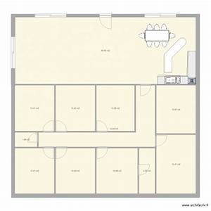 Plan Maison 6 Chambres : maison 6 chambres plan 12 pi ces 178 m2 dessin par bill33 ~ Voncanada.com Idées de Décoration