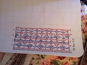 How To Draw A Crochet Stitch Diagram