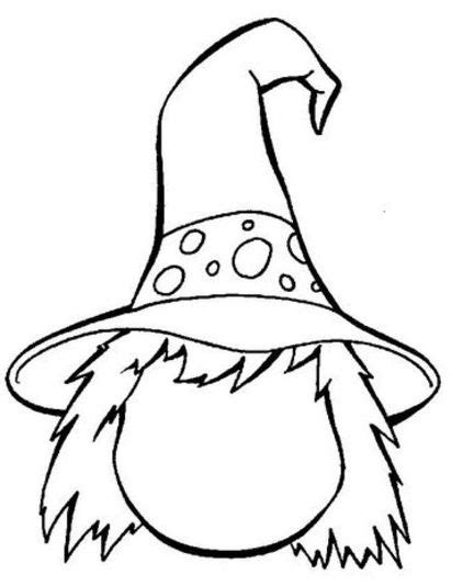 witches coloring page black white google search