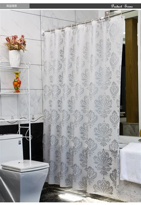 The Shower Curtain For The Bathroom Thickening Fashion