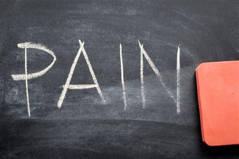 lessons   chronic pain management program harvard