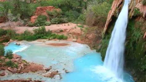 Havasu Falls Supai Arizona Youtube