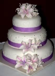 purple wedding cake jamaicanangelz1 wedding cakes