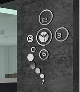 Wanduhren Modern Design : wanduhr modern ein accessoire das in jedem haus vorhanden sein muss ~ Whattoseeinmadrid.com Haus und Dekorationen