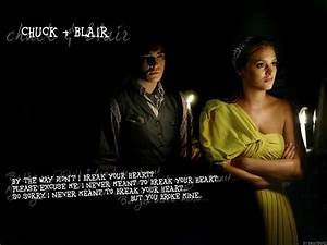 Chuck And Blair Quotes. QuotesGram