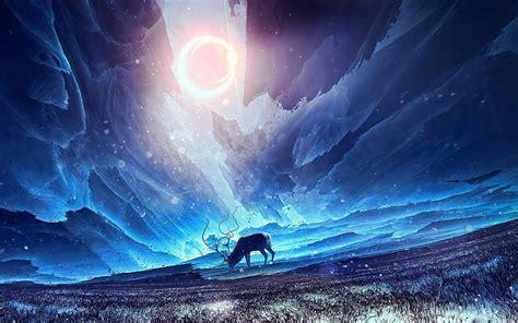 fantasy wallpaper kunst hintergrundbilder