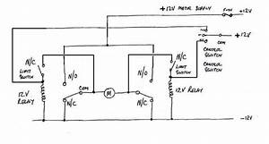 How Do I Convert Dc Motor To Reverse With Spdt Switch