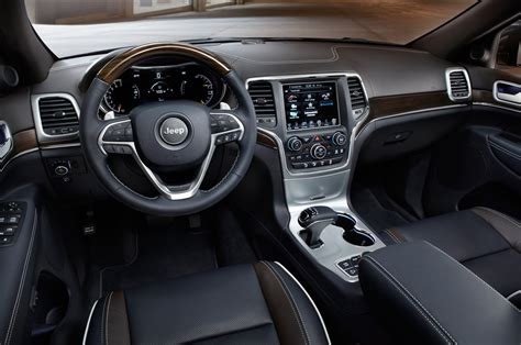 jeep grand interior 2015 jeep grand reviews and rating motor trend