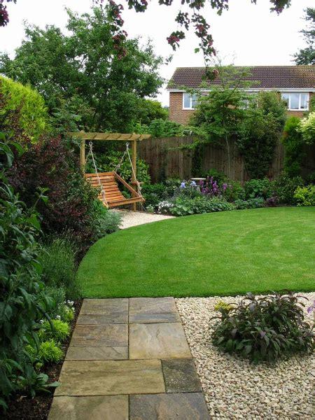Suburban Backyard Landscaping Ideas a suburban garden