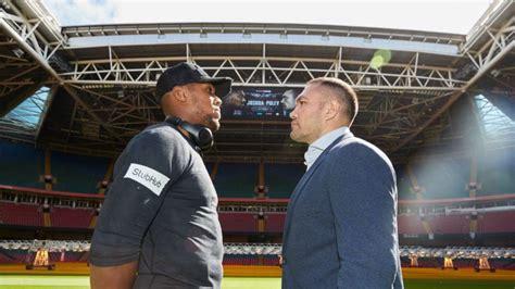 Joshua vs Pulev off? | Plus TV Africa