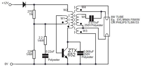 Light Alarm Circuit Diagram