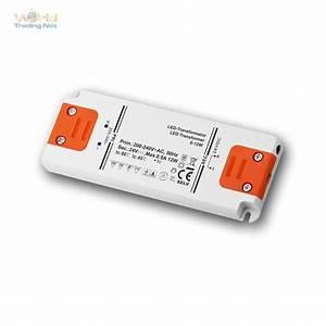 Transformateur Pour Led 12v : led transformateur slim 12v 24v dc 6 12 20 30 50 75w evg ~ Edinachiropracticcenter.com Idées de Décoration