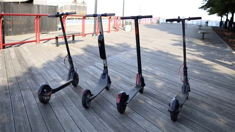 4 Best Electric Scooters For 2018