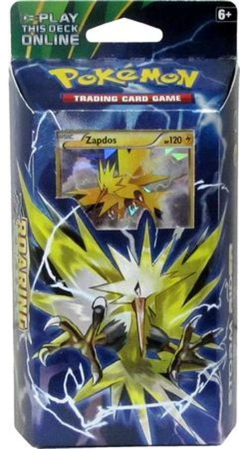xy roaring skies storm rider theme deck pokemon