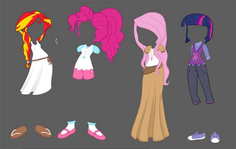 Even More Outfits by TheCheeseburger on DeviantArt