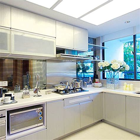 yazi paper wall sticker gloss  adhesive vinyl kitchen