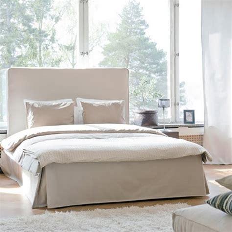 photo tete de lit tissu ikea
