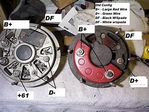 Help  - Alternator Wiring