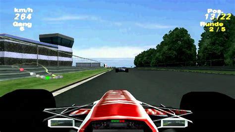 Formula One 99   Старые игры на Gamer4all.ru   В наше время любой разработчик игр, которому не лень выплатить пару-другую сотен тысяч