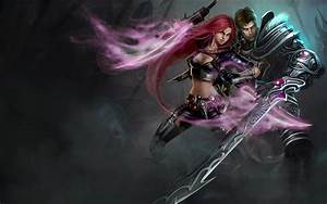 Katarina League of Legends Wallpaper, Katarina Desktop ...