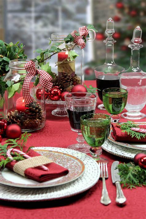 Tisch Eindecken Weihnachten by Weihnachtstisch Mit Tischdecke Secret Sander Mit