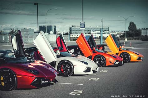 million dollar exotic car meet  marcel lech