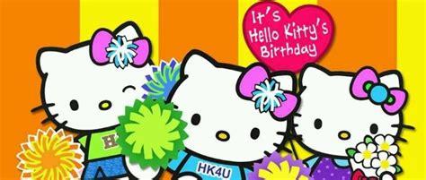 Happy Birthday Hello Kitty!!!!
