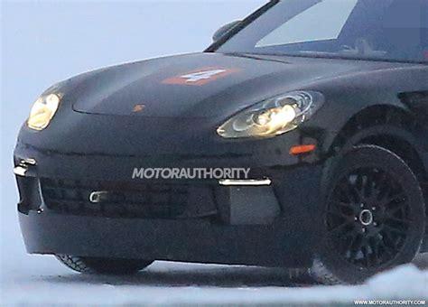 2020 Porsche Electric Car by 2020 Porsche Mission E Electric Car