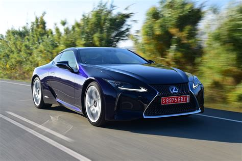 lexus lc   review pictures auto express