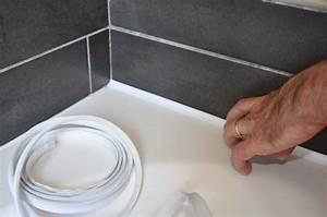 Etancheite Bac A Douche : un joint d tanch it pr t poser decorer sa ~ Premium-room.com Idées de Décoration