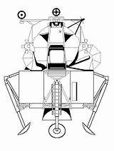 Coloring Pages Space Rocket Ship Printable Transport Rockets Clipart Ultimate Popular sketch template