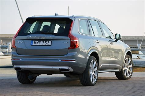 2016 Volvo Xc90 First Drive [w/videos]