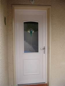 Porte D Entrée Vitrée Pvc : porte d 39 entr e pvc aluminium finstral classic alu ~ Dailycaller-alerts.com Idées de Décoration
