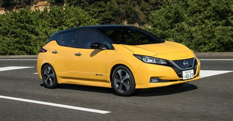 nissan leaf review caradvice